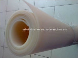 Membrana de borracha de silicone de transferência de calor para a máquina Film-Coating