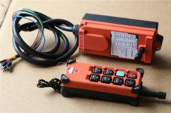Управление Micromote-Radio F21-6s для рычага лебедки, Ручной цепной тали и лебедки
