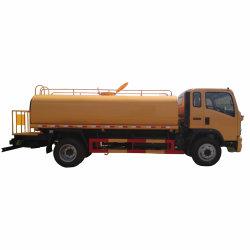 HOWO 4X2 с правосторонним рулевым управлением 10 тонн водного транспорта в автоцистернах 10m3 соблазнительные тележки для продажи