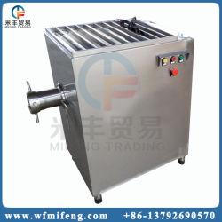 L'utilisation industrielle de la viande congelée meuleuse / Hachoir à viande pour la production de saucisses