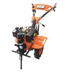 5HP motoculteur jardin/cultivateur à moteur diesel avec 173f, FD900c