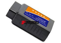 WiFi Car OBD-II Fault Code Reader &Auto Diagnostic Scan Tool, Standard Type, Black, mit Bonding Chip