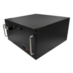 새로운 도착 금속 LCD 디스플레이 Li 이온 리튬 이온 48V 51.2V 100ah 200ah LiFePO4 건전지 팩