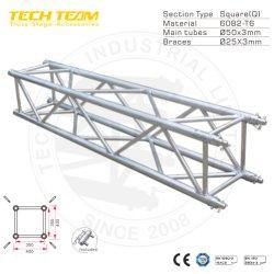全体的なDJは照明トラスアルミニウムトラス構造システムを上演する