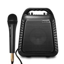 Profesional de Shidu micrófono con cable de Altavoces Altavoces de sonido Surround Karaoke