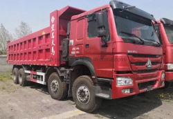 Usado Caminhão Basculante Sinotruk HOWO 336 340 371 375 380 420 10 -12 Caixa basculante da Roda