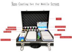 La Chine fournisseur Anti-Scratch NANO revêtement ensemble de la machine de 9h Handness Nano verre trempé monter l'Itel Tecno Infinix liquide protecteur d'écran de téléphone mobile