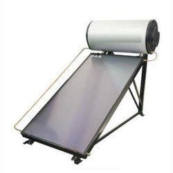 Pression de cabine non pressurisée et la certification Ce chauffe-eau solaires avec les capteurs plats