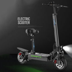 350W Cheap adulte Scooter électrique sans balai (MES-001)