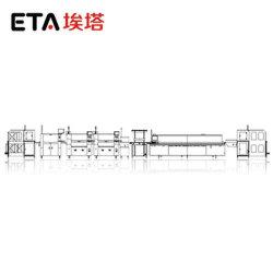 Телевизор со светодиодной технологией производственной линии Шэньчжэнь Eta заводская цена