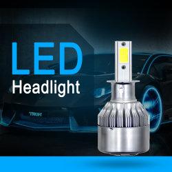 自動車 72W 8000lm のための卸し売り安い車 H3 LED ヘッドライトのキット