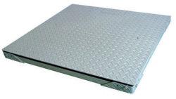 3000kg Pesage électronique l'échelle de plancher