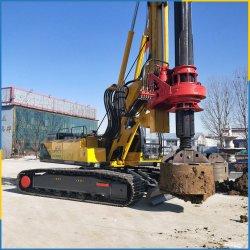 60m sem-terra Ferramenta de perfuração subterrânea para perfuração rotativa de evacuação de água para escavadeira hidráulica
