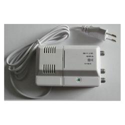 Amplificateur d'antenne FM UHF HF 10dB de gain à l'intérieur avec amplificateur antenne TV