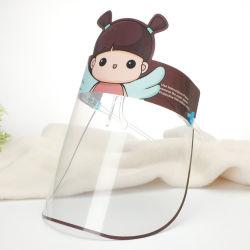 Diseño encantador Protectores faciales protección a los niños con visión clara, ajustable, ligero y de protección ocular Anti-Fog
