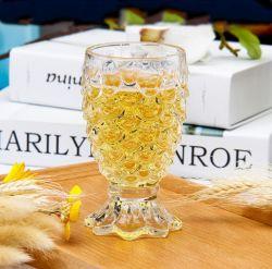 創造的なクリスタルグラスの透過ガラス人魚シリーズワイングラスのガラス製品水コップの飲み物のコップの装飾