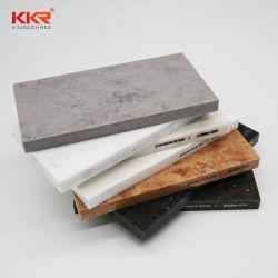 중국 공장 무료 샘플 부엌 및 목욕탕 싱크대 물자 구부리는 Corian 아크릴 단단한 표면