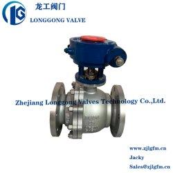 GB/DIN/GOST/ANSI Wcb/CF8/CF8m de Flange de Aço Carbono Aço fundido da Válvula de Esfera da Válvula Manual da Válvula de Esfera de vedante macio flutuante de Segurança contra Incêndio