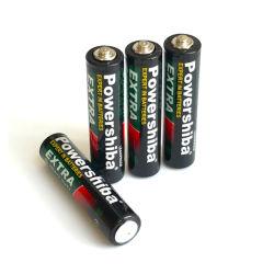Pilhas AAA de 1,5 V R03 Um-4 pilha seca pilhas secas 1,5V Cell