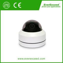 2 мегапикселя 3X оптический зум мини-Poe купольная камера PTZ IP сети