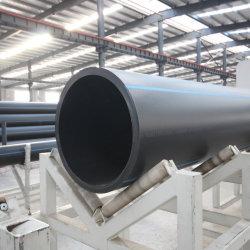 المصنع السعر المباشر امتيازات البلاستيك مواد البناء الأسود PE HDPE أنبوب لإمداد المياه/الكيماويات/الإلكتاري/الصوبة الزجاجية