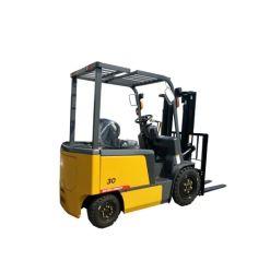 Batterie électrique Chariot élévateur à fourche de 3 tonnes Prix réceptacle avec alimentation CA