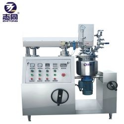 Small Volume Cosmetic Vacuum Homogenizer Emulgierende Emulgierung Emulgator Mixer Kessel Wasserkocher