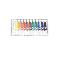 M&G Professional Art Supplies Paint Set Acrylic Paint 12 لون 12 مل