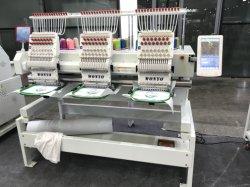 Cosido en la cadena de chenilla 3 Jefe de la máquina de bordado Fo Venta
