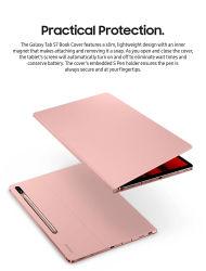 Dormência inteligente a capa do livro para a Samsung Guia Galaxy S7 T870 T875 S7+ T970 T975