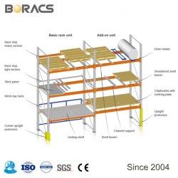 Scaffalature per magazzino ripiani in metallo scaffalature per pallet rack per pallet usato Per soluzioni di stoccaggio industriale per magazzino o