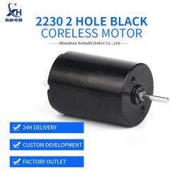 High efficiency Coreless Tattoo Motor DC Electronic Motor met geborsteld gebruikt voor wenkbrauw Tattoo machine, Tattoo pen, wenkbrauw pen