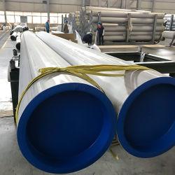 Sch5 Sch10 Sch40 de acero inoxidable de espesor para la venta de tubos industriales