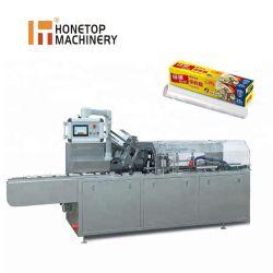 De volledig Automatische Zak van het Karton van de Zeep in het Vullen van de Doos de Machine van de Verpakking