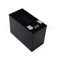 Lifepo4 48 V 50 ah Li-ion-batterijpakket voor thuisopslag Parallelle verbinding