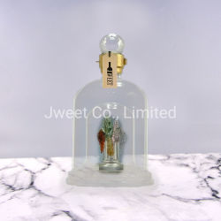 1000ml de Fles van de Karaf van het glas met de Levering voor doorverkoop van de Kurk van GLB