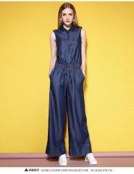 2020 Loose-Fitting casuale classico di modo e ghiacciato Più-Stupefacente i jeans lusinghevolmente e comodi del denim per le donne dai jeans della mosca