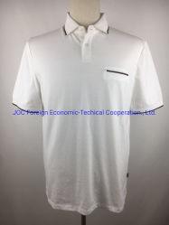 맞춤형 승화 남성용 패션 반팔 폴로 셔츠