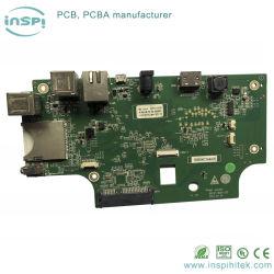 Scheda madre del gruppo PCBA per scheda a circuito stampato, scheda di controllo di accesso, scheda di alimentazione per telecomunicazioni FR4, scheda rigida Flex a 2-16 strati