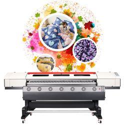 DX7 프린트 헤드 1440 dpi 부직포 1.6m/1.8m 물 승화 인쇄를 위한 필름 잉크젯 프린터 전송