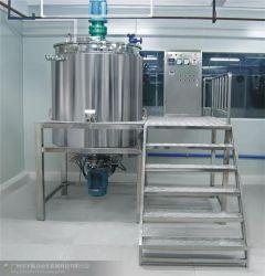 1000L смесительный бак жидкого моющего средства отопительного оборудования