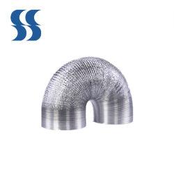 De flexibele Rol van het Aluminium van de Materialen van de Slang van de Airconditioning van pvc