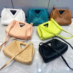 Cocodrilo PU OEM Tote AAA de etiqueta privada de señoras de la marca de bolsos de moda Dama de la bolsa de cuero auténtico de hombro en el mercado de Guangzhou la máxima calidad comercio mayorista de bolsos de diseñador