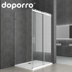 Bijlage de Van uitstekende kwaliteit van de Douche van Doporro met het Glas van de Bui