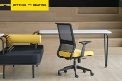 Modern Customize modulair kantoormeubilair Office Mesh Metal Plastic Gaming Executive Visitor Beauty Leather ergonomische School Chair Desk for Home