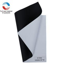 Materiaal van de Banner van pvc van China het Fabriek Met een laag bedekte Flex voor Druk