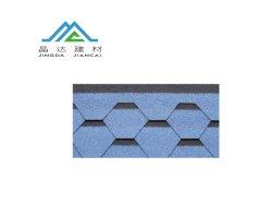 Rivestimenti esagonali Mosaic di alta qualità per tetti in materiale da costruzione arabo Saudita Piastrelle di bitume