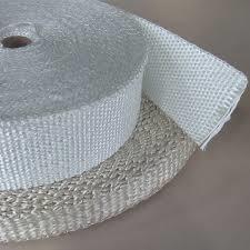 Fibra de vidrio de alta calidad de fabricación china cinta tejida