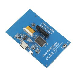 "PC Momitor 800X480 Monitor HDMI 5.0"" 350cd/m² con pantalla táctil resistiva"