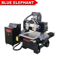 미니 테이블 탑 CNC 라우터 6090 소형 CNC 라우터 알루미늄 프로파일링용 물 탱크 포함
